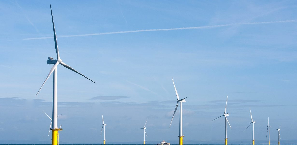 the south coast s first offshore wind farm rampion offshore wind